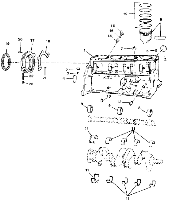140 mercruiser wiring diagram schematic
