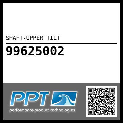 SHAFT-UPPER TILT