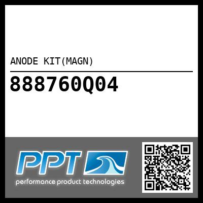 ANODE KIT(MAGN) - Click Here to See Product Details