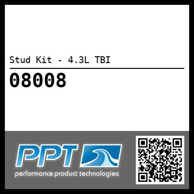 Stud Kit - 4.3L TBI - Click Here to See Product Details
