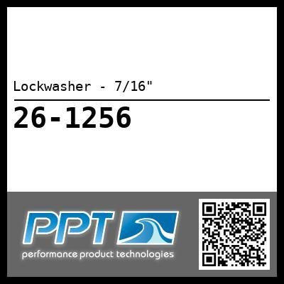 Lockwasher - 7/16