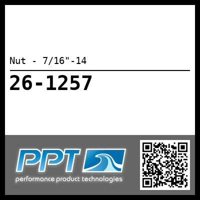 Nut - 7/16