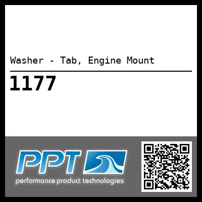 Washer - Tab, Engine Mount - Click Here to See Product Details
