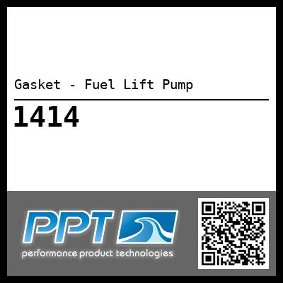 Gasket - Fuel Lift Pump - Click Here to See Product Details