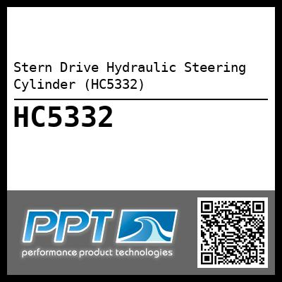 Stern Drive Hydraulic Steering Cylinder (HC5332) - Click Here to See Product Details