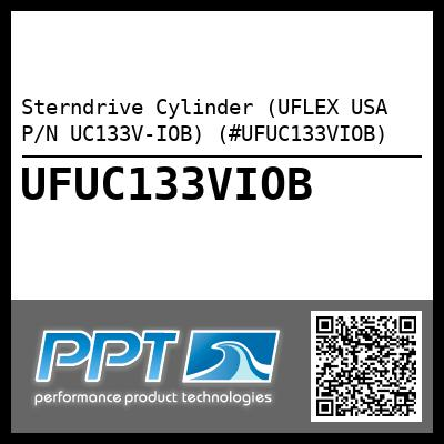 Sterndrive Cylinder (UFLEX USA P/N UC133V-IOB) (#UFUC133VIOB) - Click Here to See Product Details