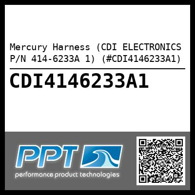 Mercury Harness (CDI ELECTRONICS P/N 414-6233A 1) (#CDI4146233A1) - Click Here to See Product Details