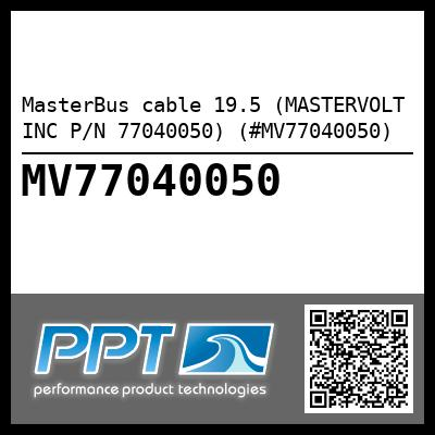 MasterBus cable 19.5 (MASTERVOLT INC P/N 77040050) (#MV77040050) - Click Here to See Product Details