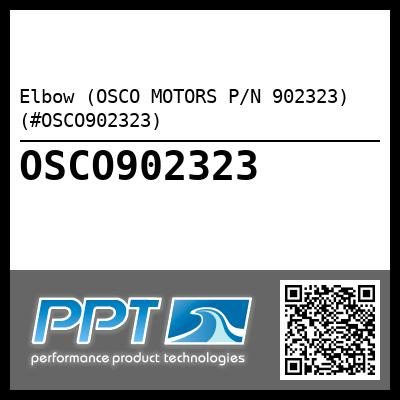 Elbow (OSCO MOTORS P/N 902323) (#OSCO902323) - Click Here to See Product Details