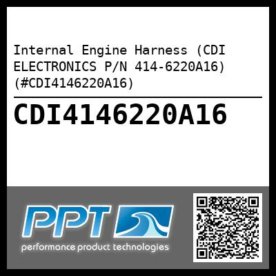 Internal Engine Harness (CDI ELECTRONICS P/N 414-6220A16) (#CDI4146220A16)