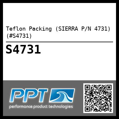 Teflon Packing (SIERRA P/N 4731) (#S4731)