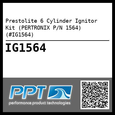Prestolite 6 Cylinder Ignitor Kit (PERTRONIX P/N 1564) (#IG1564) - Click Here to See Product Details