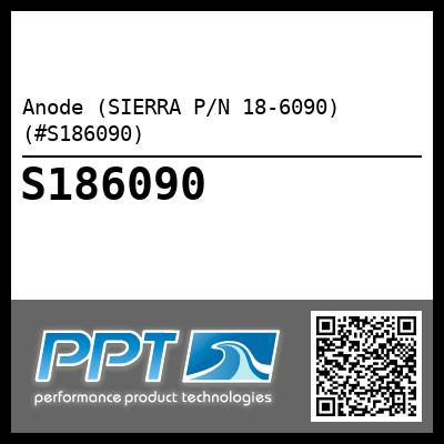 Anode (SIERRA P/N 18-6090) (#S186090) - Click Here to See Product Details