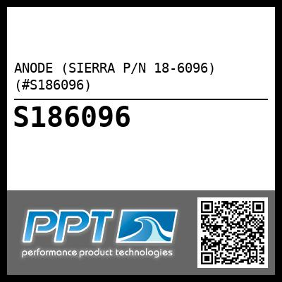 ANODE (SIERRA P/N 18-6096) (#S186096) - Click Here to See Product Details
