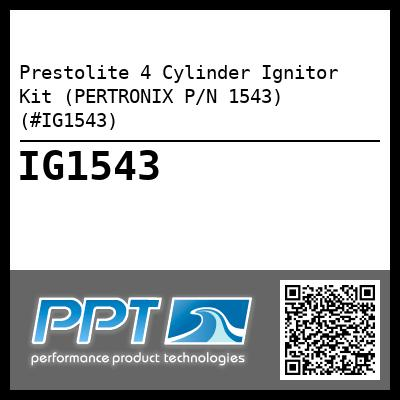 Prestolite 4 Cylinder Ignitor Kit (PERTRONIX P/N 1543) (#IG1543) - Click Here to See Product Details