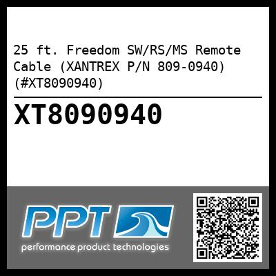 25 ft. Freedom SW/RS/MS Remote Cable (XANTREX P/N 809-0940) (#XT8090940) - Click Here to See Product Details