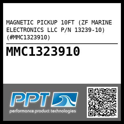 MAGNETIC PICKUP 10FT (ZF MARINE ELECTRONICS LLC P/N 13239-10) (#MMC1323910) - Click Here to See Product Details