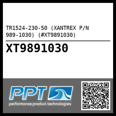 TR1524-230-50 (XANTREX P/N 989-1030) (#XT9891030) - Click Here to See Product Details