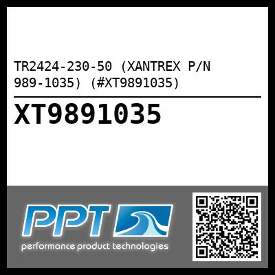 TR2424-230-50 (XANTREX P/N 989-1035) (#XT9891035) - Click Here to See Product Details