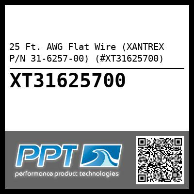 25 Ft. AWG Flat Wire (XANTREX P/N 31-6257-00) (#XT31625700) - Click Here to See Product Details