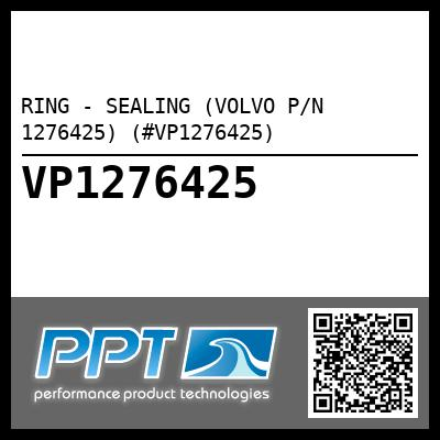 RING - SEALING (VOLVO P/N 1276425) (#VP1276425)