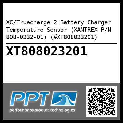 XC/Truecharge 2 Battery Charger Temperature Sensor (XANTREX P/N 808-0232-01) (#XT808023201) - Click Here to See Product Details