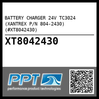 BATTERY CHARGER 24V TC3024 (XANTREX P/N 804-2430) (#XT8042430)
