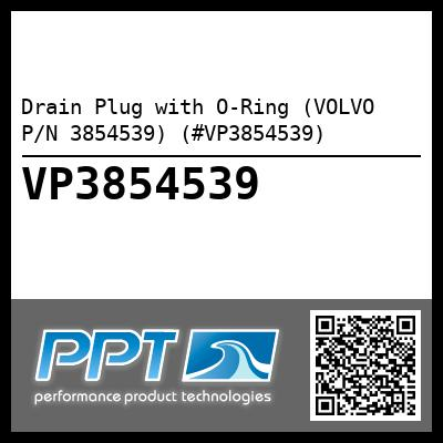 Drain Plug with O-Ring (VOLVO P/N 3854539) (#VP3854539) - Click Here to See Product Details