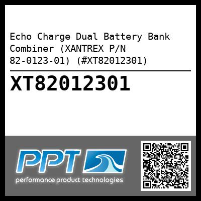 Echo Charge Dual Battery Bank Combiner (XANTREX P/N 82-0123-01) (#XT82012301) - Click Here to See Product Details