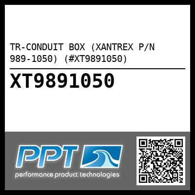 TR-CONDUIT BOX (XANTREX P/N 989-1050) (#XT9891050) - Click Here to See Product Details