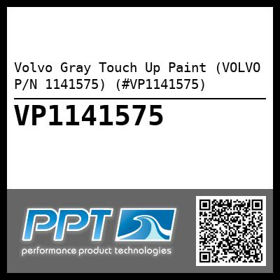 Volvo Gray Touch Up Paint (VOLVO P/N 1141575) (#VP1141575)