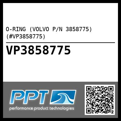 O-RING (VOLVO P/N 3858775) (#VP3858775)