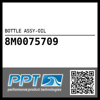 BOTTLE ASSY-OIL