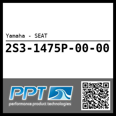 Yamaha - SEAT