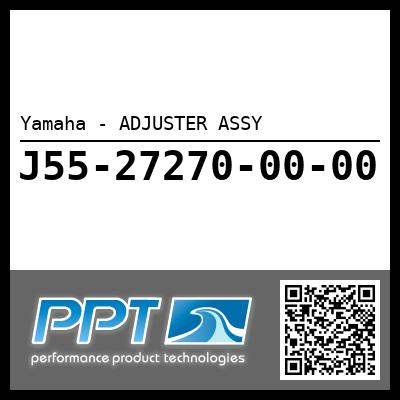 Yamaha - ADJUSTER ASSY