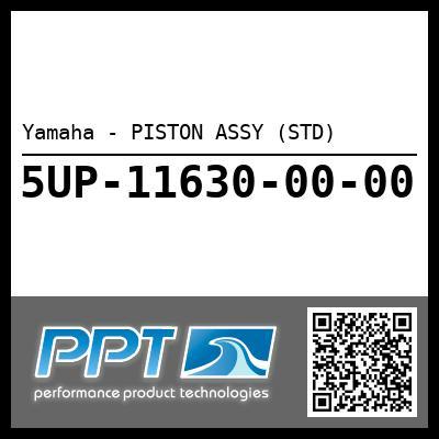 Yamaha - PISTON ASSY (STD)