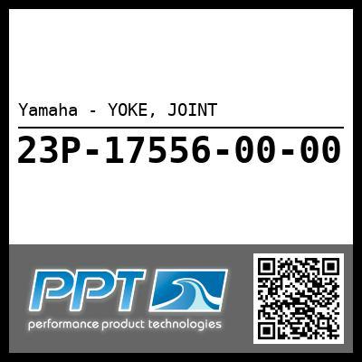Yamaha - YOKE, JOINT
