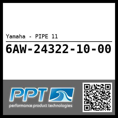 Yamaha - PIPE 11