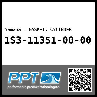 Yamaha - GASKET, CYLINDER