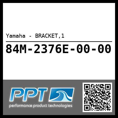 Yamaha - BRACKET,1