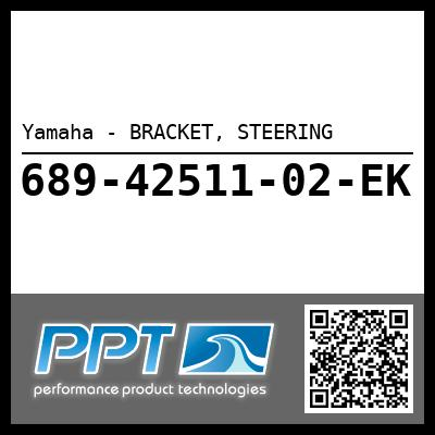 Yamaha - BRACKET, STEERING