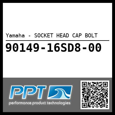 Yamaha - SOCKET HEAD CAP BOLT