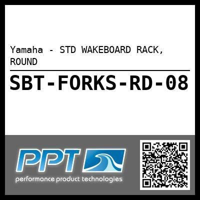 Yamaha - STD WAKEBOARD RACK, ROUND