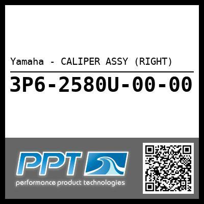 Yamaha - CALIPER ASSY (RIGHT)