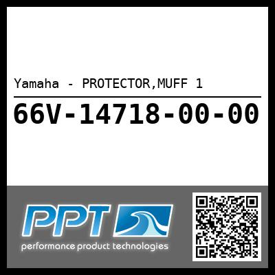 Yamaha - PROTECTOR,MUFF 1