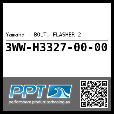 Yamaha - BOLT, FLASHER 2