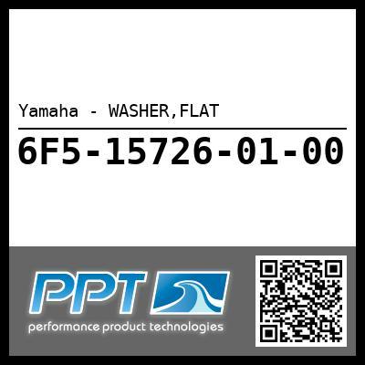 Yamaha - WASHER,FLAT