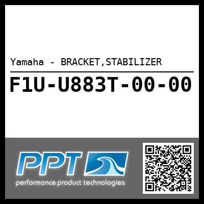 Yamaha - BRACKET,STABILIZER