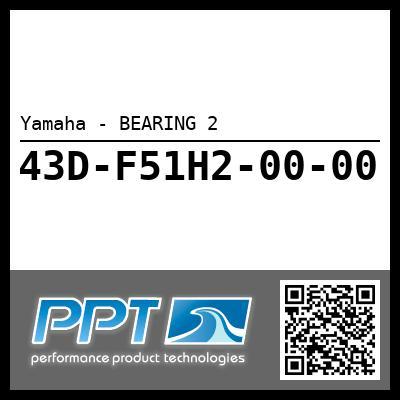 Yamaha - BEARING 2