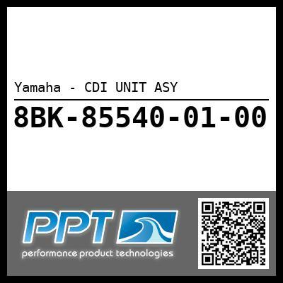 Yamaha - CDI UNIT ASY